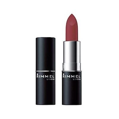 Rimmel (リンメル) マシュマロルック リップスティック 034 口紅 モーヴピンク 3.8g