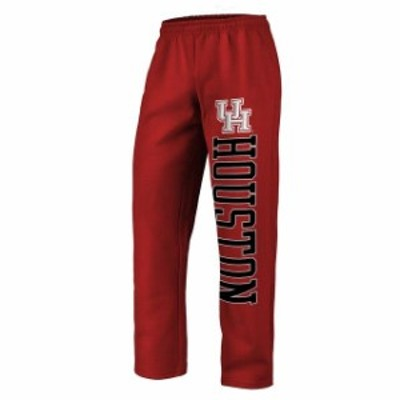 Fanatics Branded ファナティクス ブランド スポーツ用品  Fanatics Branded Houston Cougars Red Sideblocker Fleece Pants