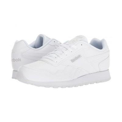 Reebok リーボック メンズ 男性用 シューズ 靴 スニーカー 運動靴 Classic Harman Run - White/Steel