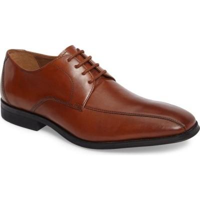 クラークス CLARKS メンズ 革靴・ビジネスシューズ ダービーシューズ シューズ・靴 Clarks Gilman Mode Derby Dark Tan Leather