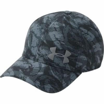 アンダーアーマー その他帽子 Under Armour AirVent Core Hat Black/Graphite