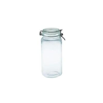ワイヤーロック式ガラス保存容器 2000ml