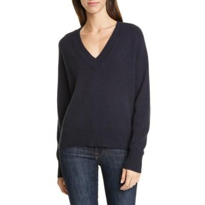 エキプモン ニット&セーター アウター レディース Madalene Cashmere Sweater Eclipse