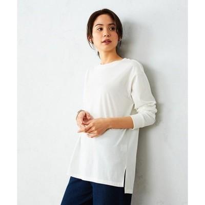 tシャツ Tシャツ ビッグシルエット ロングTシャツ