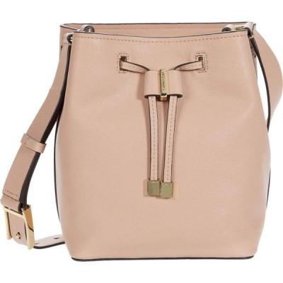 カルバンクライン Calvin Klein レディース ショルダーバッグ バケットバッグ バッグ Avery Micro Pebble Bucket Bag Pale Rose