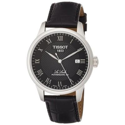 ティソ Tissot 男性用 腕時計 メンズ ウォッチ ブラック T0064071605300