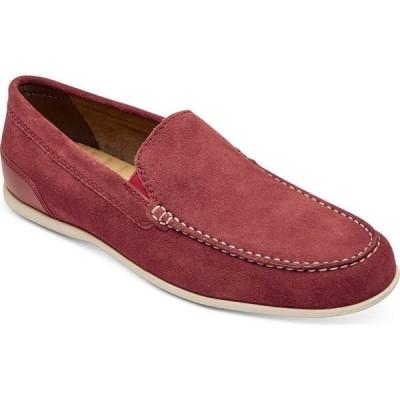 ロックポート Rockport メンズ ローファー シューズ・靴 Malcom Venetian Loafers Red