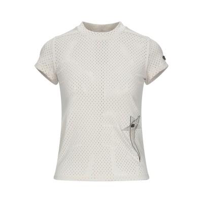 RICK OWENS x CHAMPION T シャツ アイボリー XS ポリエステル 100% T シャツ