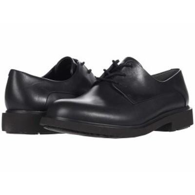 カンペール レディース オックスフォード シューズ Neuman K200510 Black