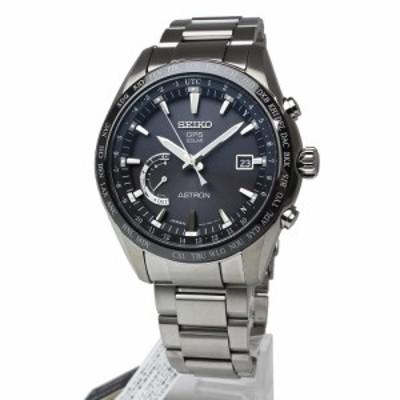 (新品・未使用品)セイコー アストロン GPS 電波ソーラー メンズ 腕時計 SBXB085