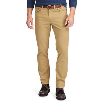 チャップス メンズ カジュアルパンツ ボトムス Big & Tall Straight Fit 5-Pocket Pants