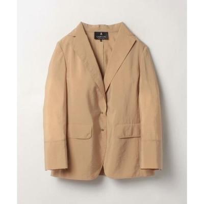 LANVIN COLLECTION / ランバン コレクション テーラードシングルジャケット