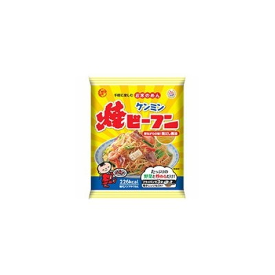 ケンミン食品 ケンミン  即席焼ビーフン  65g  x  5