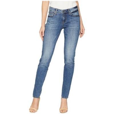 カットフロムザクロス デニム ボトムス レディース Diana Kurvy Skinny Jeans in Perfection Perfection/Medium Base Wash