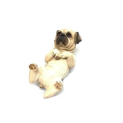 小型犬 わんちゃんオブジェ [並行輸入品]