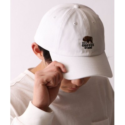 FUNALIVE / 【Well-Tailored】BISON LOW CAP バイソン ローキャップ MEN 帽子 > キャップ