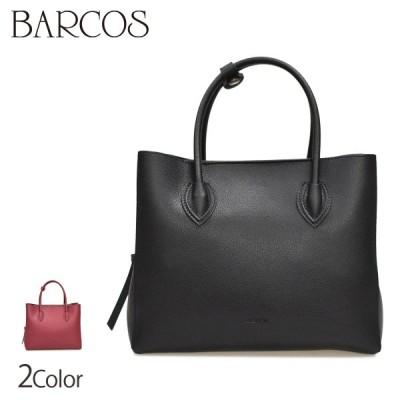 BARCOS 2wayレザーバッグ レディース 全2色 ONESIZE バルコス