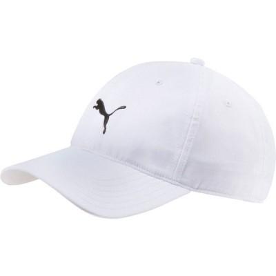プーマ 帽子 アクセサリー メンズ PUMA Men's Pounce Golf Hat BrightWhite