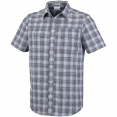 コロンビア その他トップス Leadville Ridge Shirt Big Sizes COLUMBIA GREY SMALL PLAID
