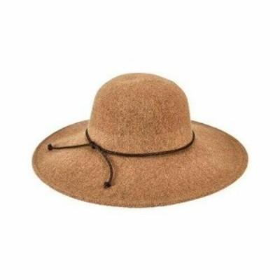 San Diego Hat  ファッション 帽子 San Diego Hat Company Womens  Knit Floppy Wide Brim Hat with Knot Trim KNH3618