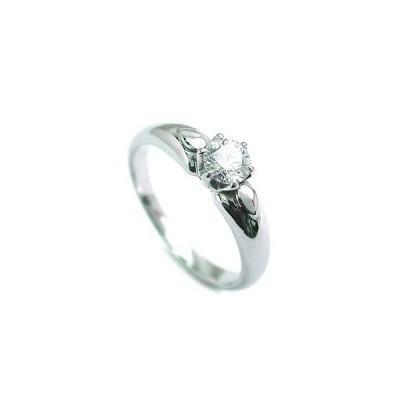 立爪 エンゲージリング ダイヤモンド ダイヤ プラチナ リング 婚約指輪【今だけ代引手数料無料】