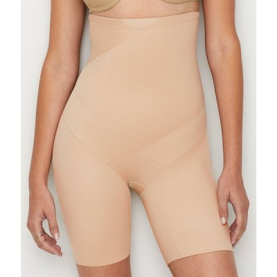 ティーシーファインインティメイツ TC Fine Intimates レディース インナー・下着 Tummy Tux(TM) High-Waist Firm Control Thigh Slimmer Nude