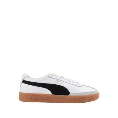 プーマ PUMA スニーカー&テニスシューズ(ローカット) ホワイト 9.5 柔らかめの牛革 スニーカー&テニスシューズ(ローカット)
