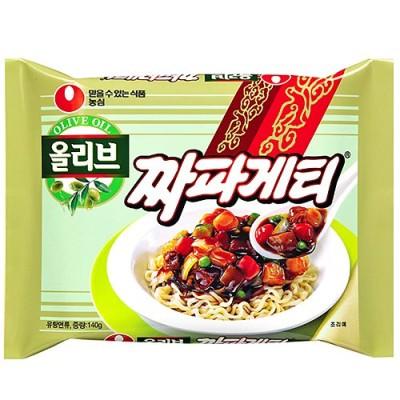 【送料無料】■韓国食品  [農心] チャパゲティ(140g X 5EA)