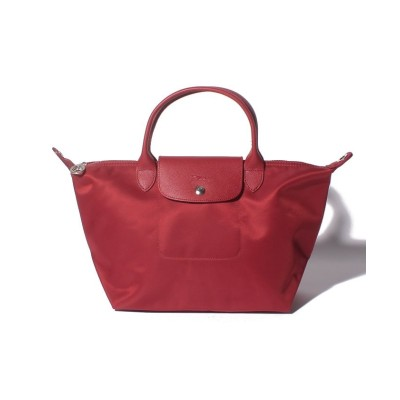 (Longchamp/ロンシャン)【LONGCHAMP】LE PLIAGE NEO HAND BAG/レディース RED