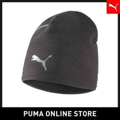 プーマメンズ レディース ランニング トレーニング 帽子 ニット帽 PUMA ウォーム ランニング ビーニー