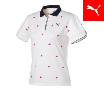 ゴルフ ウィメンズ デジローズ 半袖 ポロシャツ