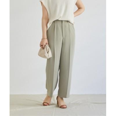 archives / ストレートラインカラーパンツ WOMEN パンツ > スラックス