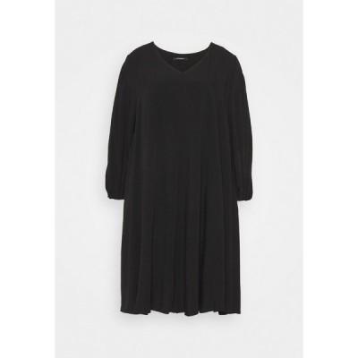 ブルンスバザー ワンピース レディース トップス LUA ALLURA DRESS - Day dress - black