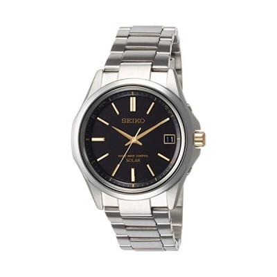 [セイコーウォッチ] 腕時計 セイコー セレクション ソーラー電波 SBTM243 シルバー