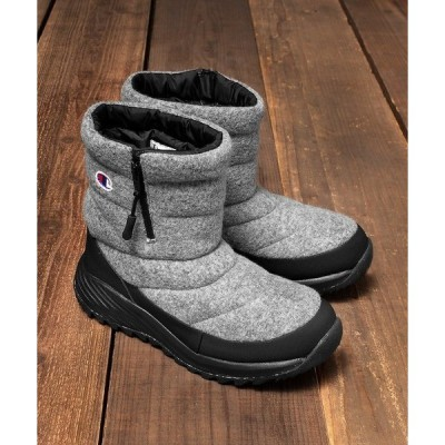 ブーツ CHAMPION CP LS020W (チャンピオン ウインターブーツ)(2colors)(Unisex)(ブーツ)