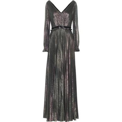 ノッテ バイ マルケッサ Marchesa Notte レディース パーティードレス ワンピース・ドレス Metallic Lame Gown Chrome