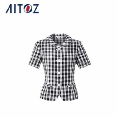 AZ-HCL5710 アイトス オーバーブラウス | 作業着 作業服 オフィス ユニフォーム メンズ レディース