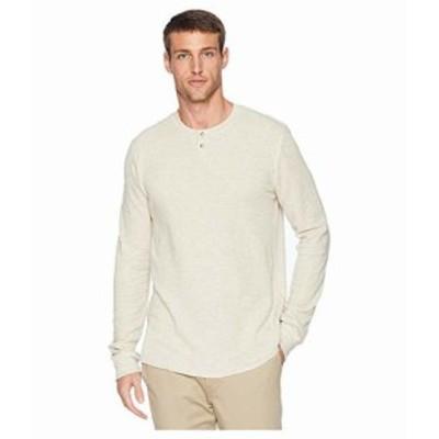 ラッキーブランド メンズ シャツ トップス Thermal Snap Notch Neck Shirt