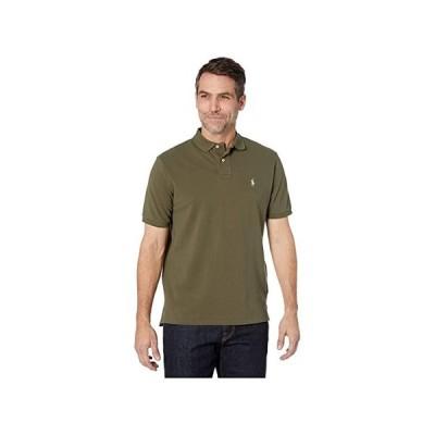 ポロ・ラルフローレン Classic Fit Mesh Polo メンズ シャツ トップス Cream