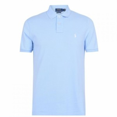 ラルフ ローレン Polo Ralph Lauren メンズ トップス Custom Candy Elite Blue