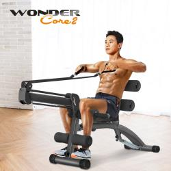 WonderCore2全能塑體健身機(強化升級版)暗黑WC-83H