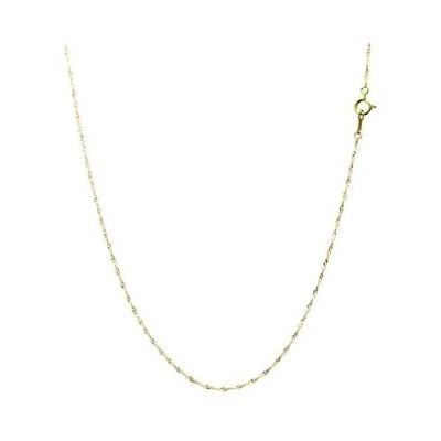[シアーズ] Sears K18(18金) ゴールドチェーン ダブル スクリューチェーン 76041010930