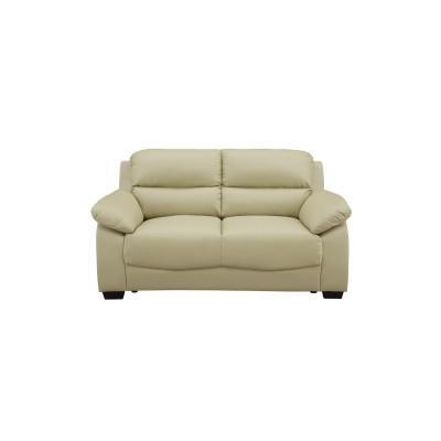 ゆったり座れる本革のソファー<2人掛け/3人掛け>【選べる3色】