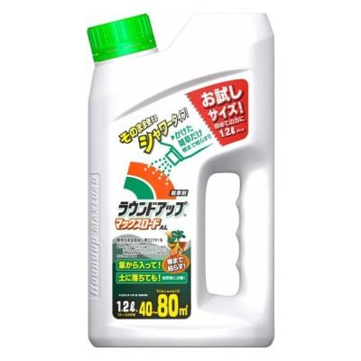 除草剤 ラウンドアップ マックスロードAL 1.2L 約12〜24坪 液剤 液体 そのまま使うタイプ 日産化学