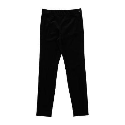 ドルチェ & ガッバーナ DOLCE & GABBANA パンツ ブラック 7 コットン 97% / ポリウレタン 3% パンツ