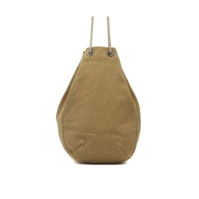 (hobo/ホーボー)ホーボー 巾着バッグ hobo ショルダーバッグ Cotton Twill Drawstring Bag 巾着 ミニショルダー 斜めがけ HB-BG3018/ユニセックス ベージュ