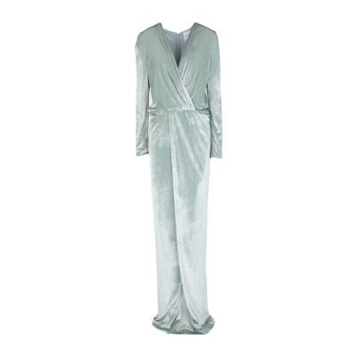 GALVAN  London ロングワンピース&ドレス ライトグリーン 38 レーヨン 86% / ナイロン 14% ロングワンピース&ドレス