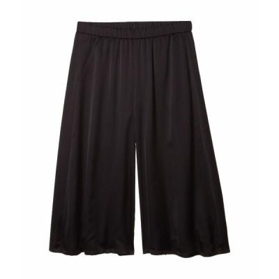 エイリーンフィッシャー カジュアルパンツ ボトムス レディース Culotte Crop Pants Black