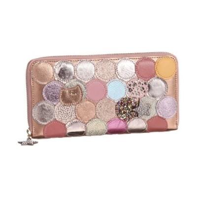 [ツモリチサト] 財布 新マルチドット ピンク