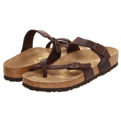Birkenstock ビルケンシュトック レディース 女性用 シューズ 靴 サンダル Mayari Habana Oiled Leather【送料無料】